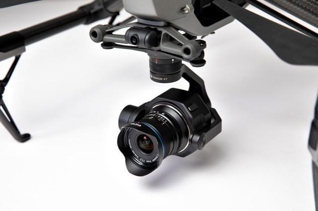无人机专用 老蛙发布新款9mm F2.8镜头