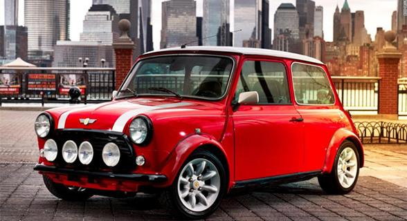 盘点:那些进行过电动改造的经典车型