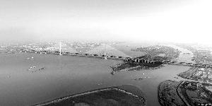 常泰过江通道开工 创三个世界第一