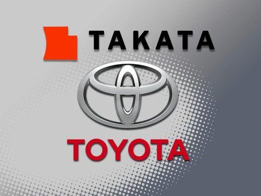 丰田全球召回170万辆高田隐患车 多在美国