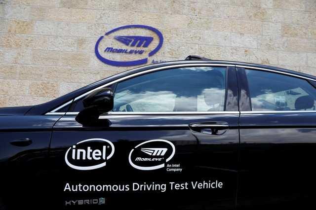 Mobileye引领以色列无人驾驶技术进军中国市场