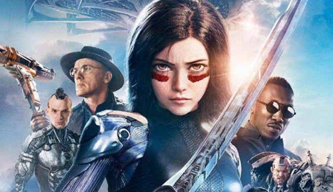卡梅隆监制科幻大作《阿丽塔:战斗天使》定档