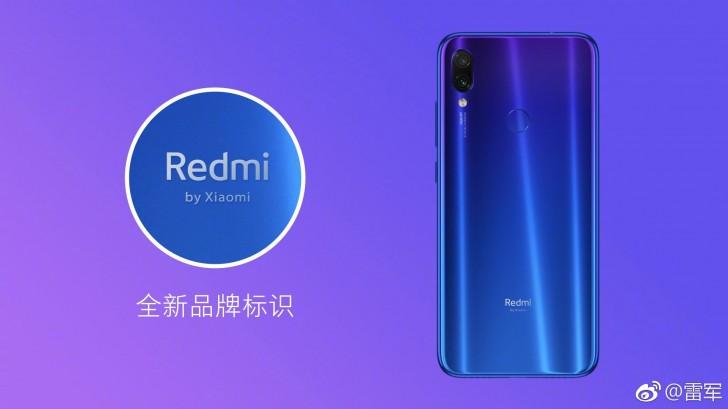 小米公布红米手机全新英文标识Redmi by Xiaomi