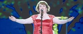 从英国到美国,苏珊大妈重返达人秀舞台