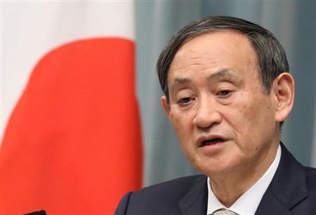 菅义伟:韩方未答复是否同意根据《日韩请求权协定》举行磋商