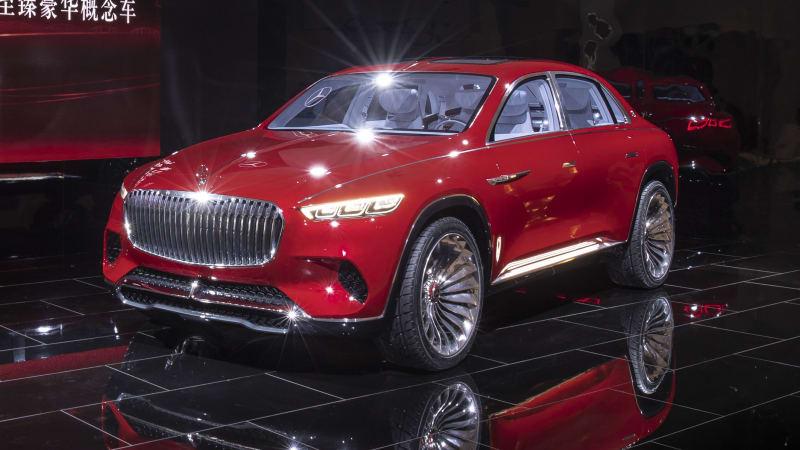 奔驰首席设计师:中国市场喜好将影响未来车型