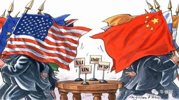这次非同寻常的中美谈 判,这三个细节很耐人寻味!
