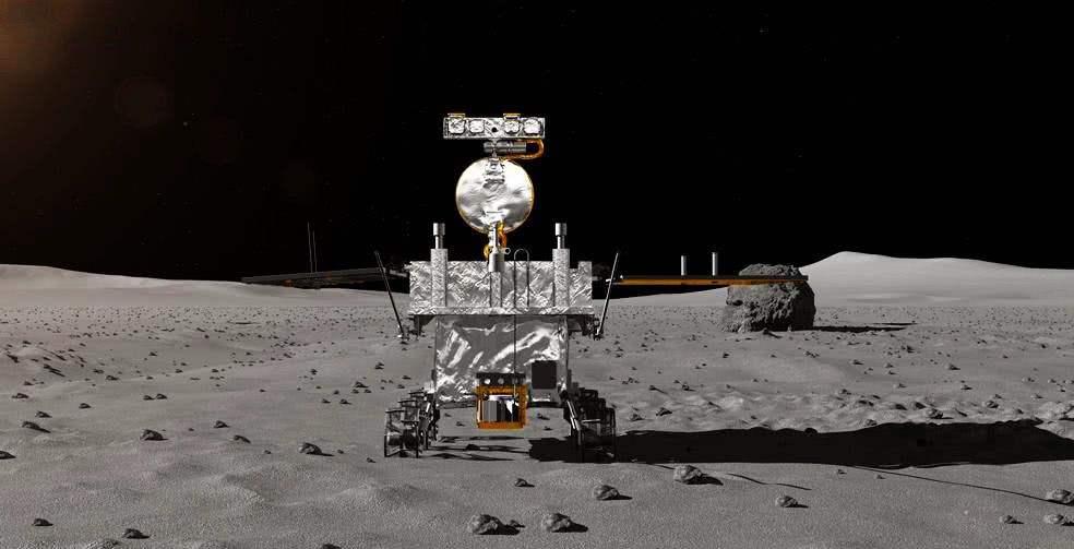 嫦娥四号国际合作载荷开机 各国携手探秘宇宙