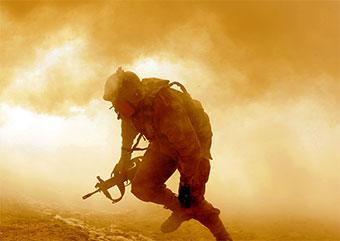 陆军旅零下20度实弹化训练锤炼全天候作战能力