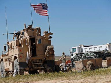 美国所领导联军:从叙利亚撤军行动已经开始