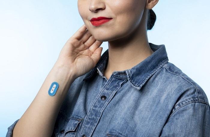 欧莱雅推出一款微流体贴纸 可测量皮肤pH值
