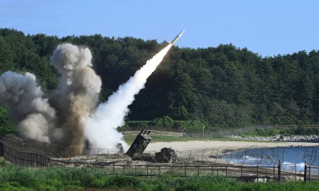 韩国公布未来5年军费增速 远超近10年平均水平