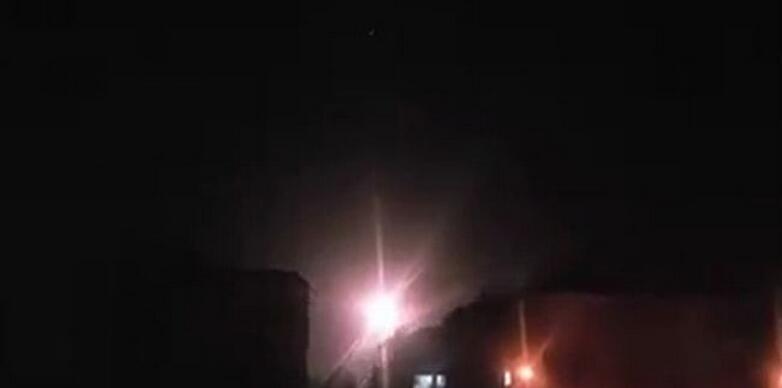 以色列战机向叙利亚发射多枚导弹 大部分被拦截