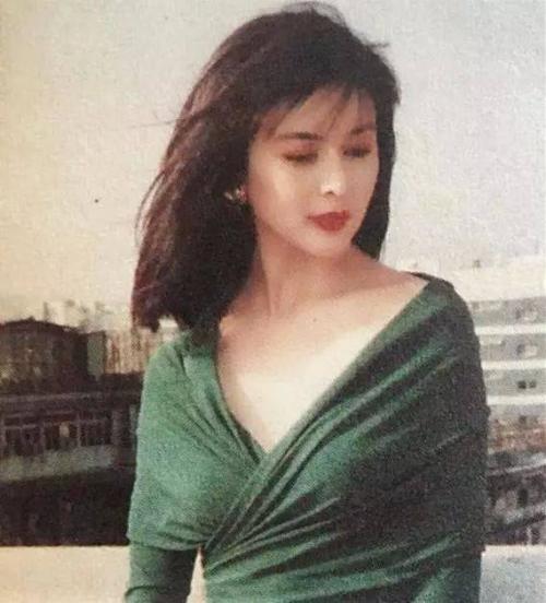 曾经的关之琳的美,放到现在会有多大的影响力?