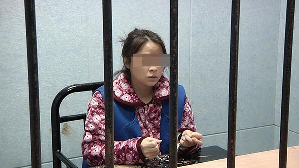 问路触发预警系统,17年前杀人女子在上海青浦落网