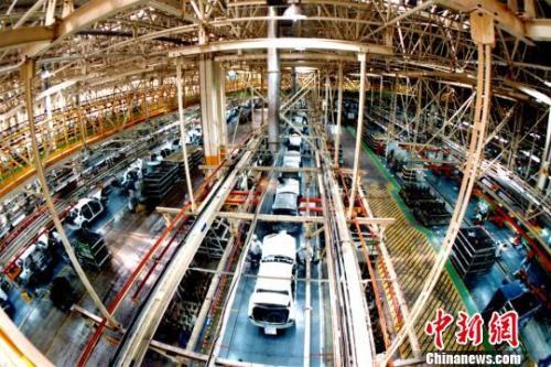 """中国经济体制改革敢啃""""硬骨头"""" 为全球经济注入""""强心剂"""""""