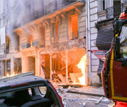 巴黎市中心爆炸 3人丧生