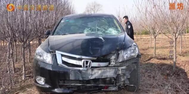 两死两伤!潍坊一乡间道路发生肇事逃逸案,车辆也不见踪影