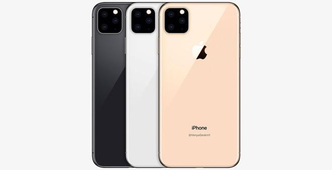 展望2019年款iPhone:改用USB-C 后置三摄方案