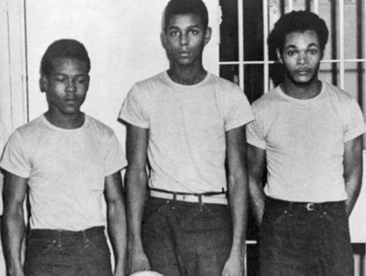 70年前因强奸罪获死刑无期,美4名男子被宣告无罪