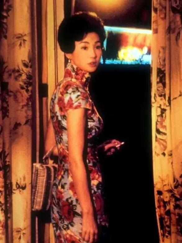 穿旗袍好看的明星,张曼玉、汤唯、倪妮、刘亦菲,谁最有韵味?