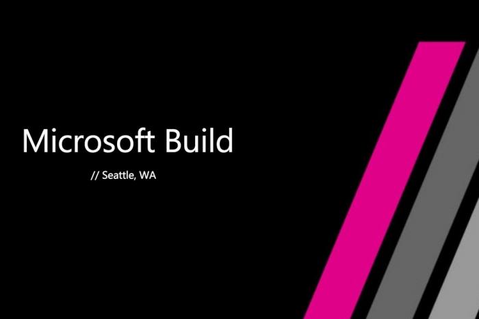 微软泄露2019 Build开发者大会的举办日期