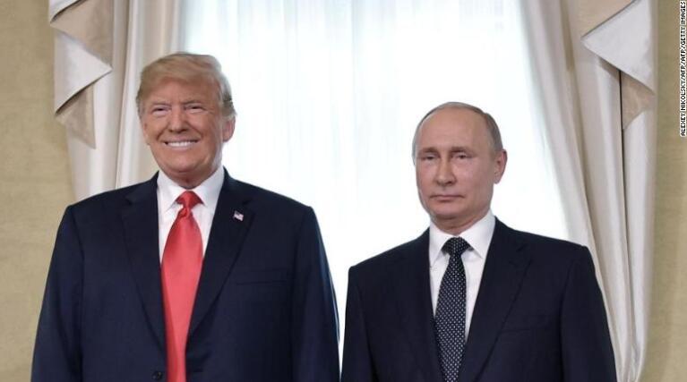 特朗普刻意隐瞒与普京谈话细节?特朗普:无稽之谈,太荒谬