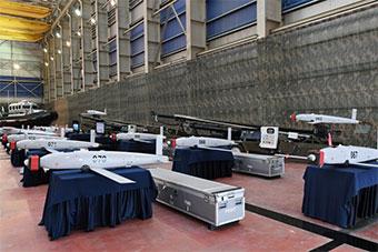阿塞拜疆购买大量以色列武器 阿总统亲自视察