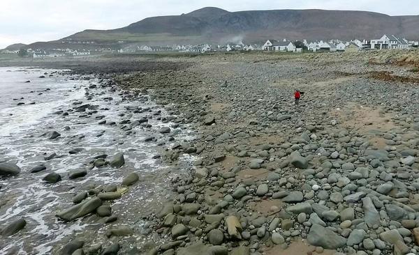 奇妙!爱尔兰消失33年海滩重现后再次消失