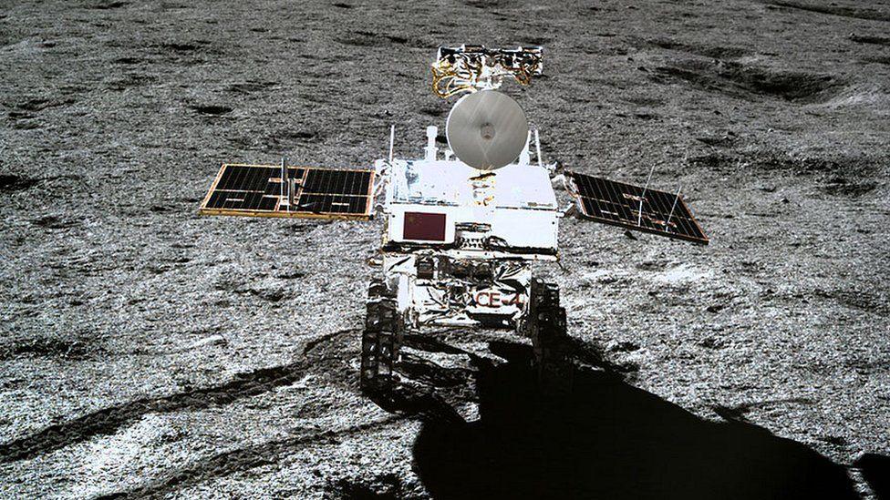 嫦娥四号将迎接月背严酷环境考验