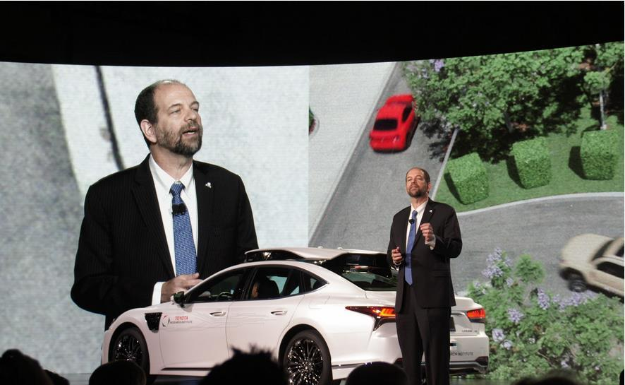 从CES看未来驾驶:解放双手 把控制权交给人工智能