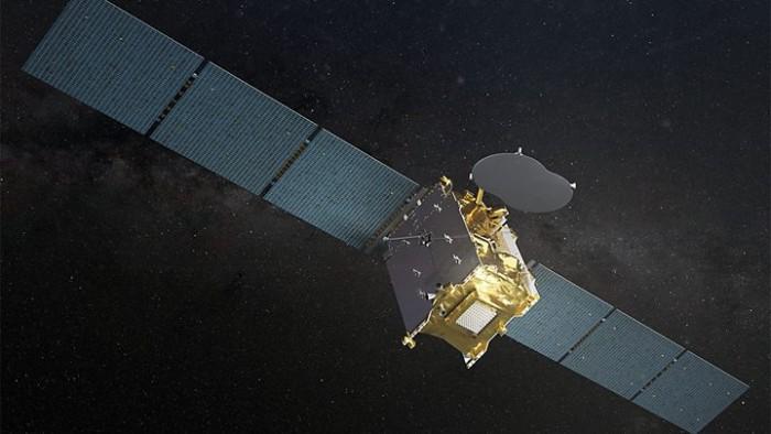空客公司完成新型量子卫星Quantum的制造