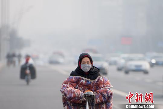 黄淮江淮等地有大雾 较强冷空气将影响中东部地区