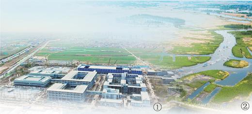 看未来之城铺展全新画卷——解读《河北雄安新区总体规划》