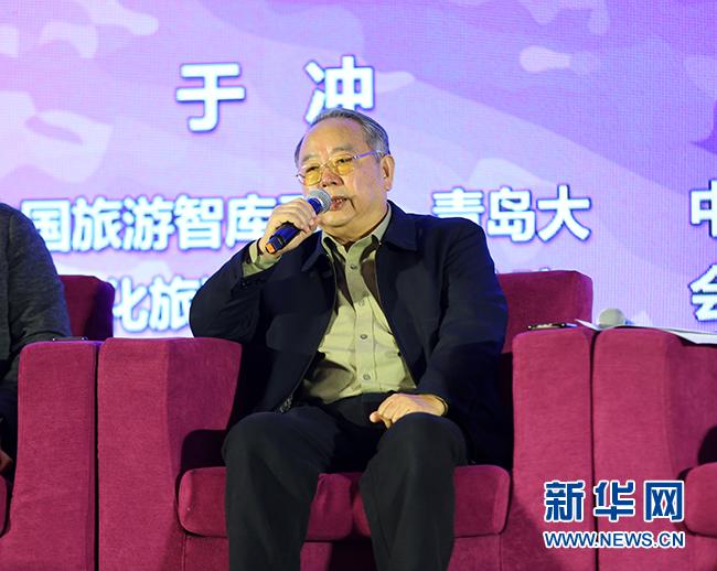 """于冲:文化和澳门永利要讲好""""中国故事"""""""