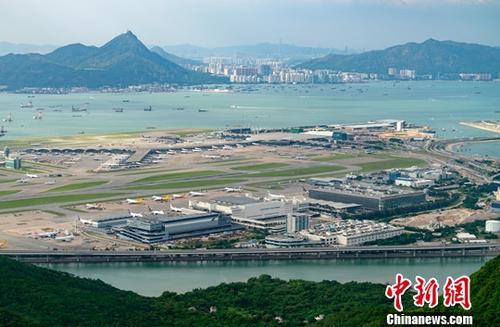 2018年香港国际机场三项航空交通量均创新高