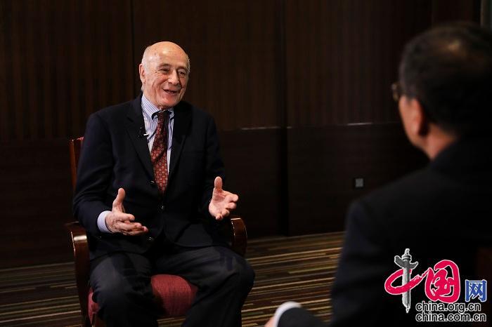 哈佛教授约瑟夫·奈:中美有竞争,更要合作