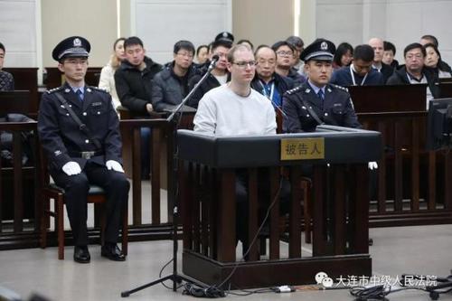 谢伦伯格案重审获重判 加律师:正常,足以判死刑
