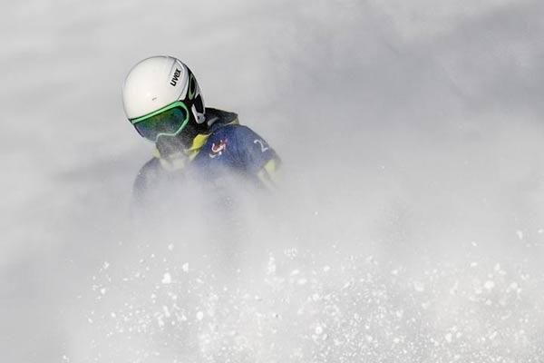 中国第二届青年运动会冬季项目开赛