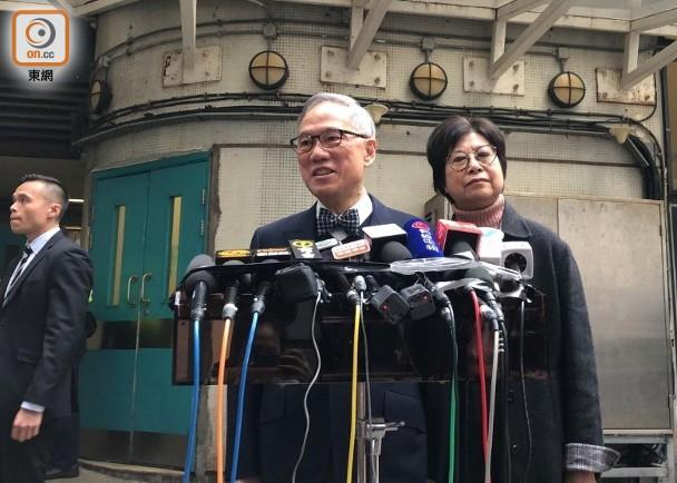 港媒:香港前特首曾荫权服刑期满,已于15日出狱