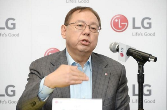 LG CEO:尽管连年亏损 但LG不会放弃智能手机业务