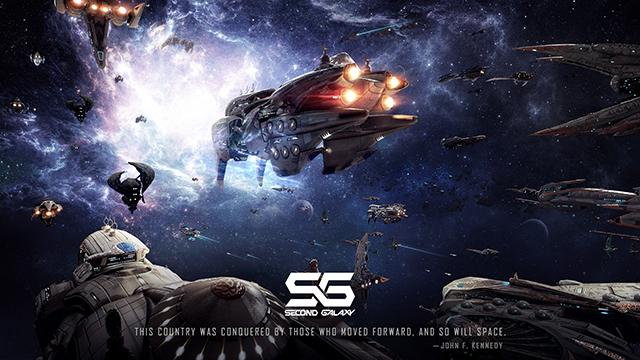 开放世界科幻手游《第二银河》正式公布
