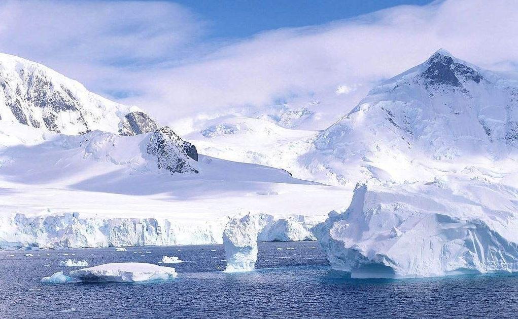 警惕温室效应!南极目前每年融冰量为40年前6倍多