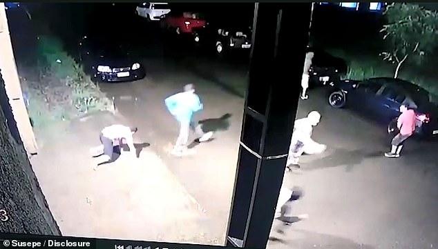 """现实版""""越狱""""!巴西一辆卡车撞进监狱助19名囚犯出逃"""