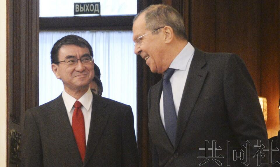 俄外长:要谈判日要先承认俄主权 不能叫北方四岛