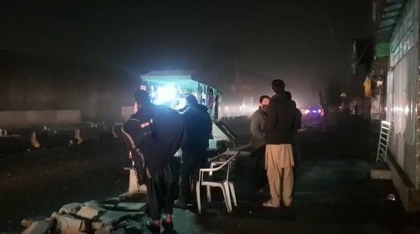 阿富汗首都喀布尔遭遇汽车炸弹袭击 至少40人受伤