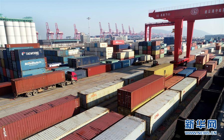 我国2018年外贸进出口总值创历史新高