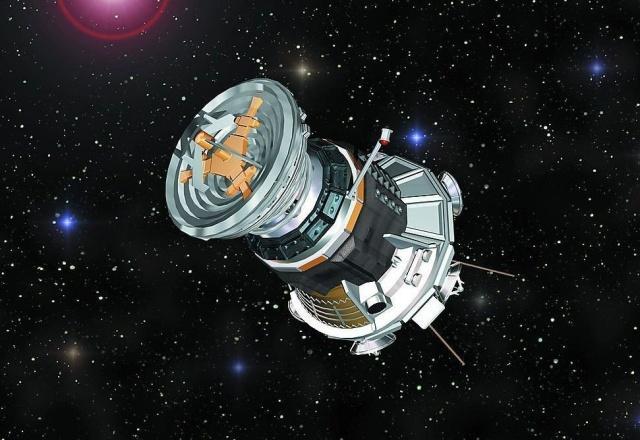 研究人员再出奇招 推出以蒸汽为动力的航天器