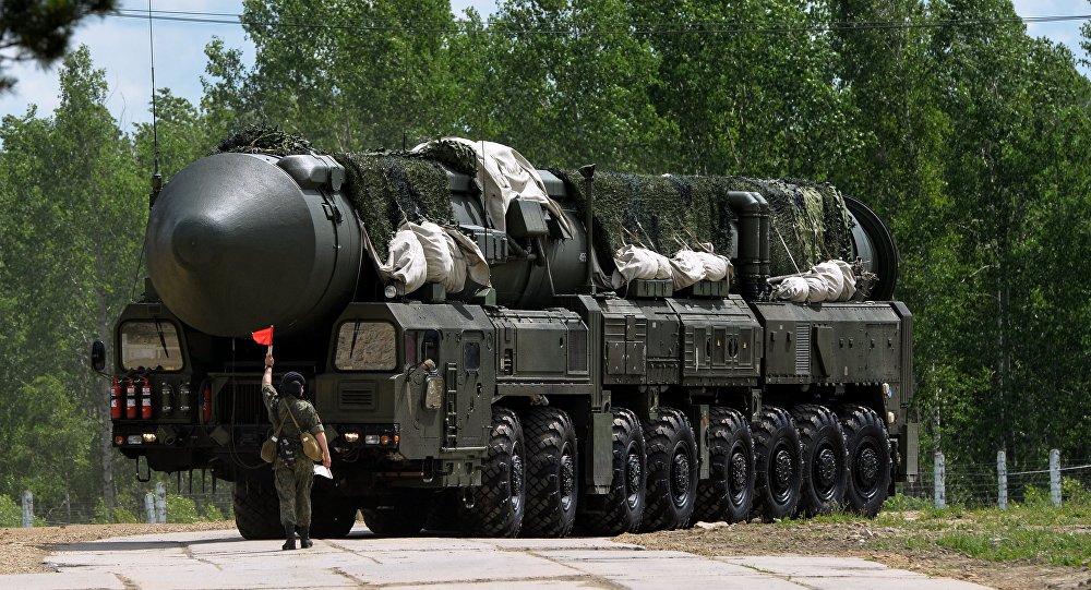 """俄将在2019年部署首个""""先锋""""高超音速导弹团"""