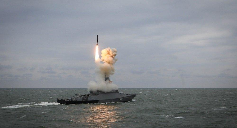 """美媒:俄""""口径""""导弹难以探测 让西方惶惶不安"""